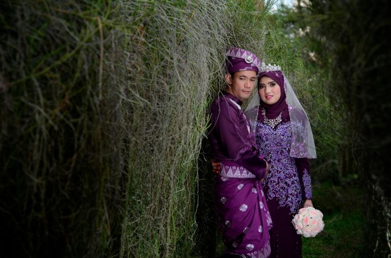 Faisal & Nana (Reception)